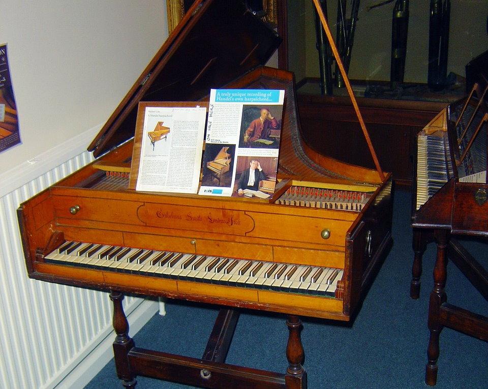 archicembalo  musikinstrumente von a bis z